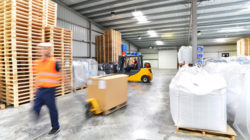 From June 2018 manufacturers will be responsible for the safety of loads during transport. Photograph:  industrieblick, fotolia.com